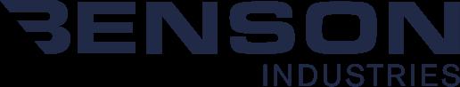 Logo design for Benson Industries