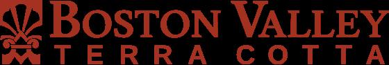 Logo design for Boston Valley Terra Cotta