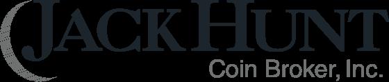 Logo Design for Jack Hunt Coin Broker