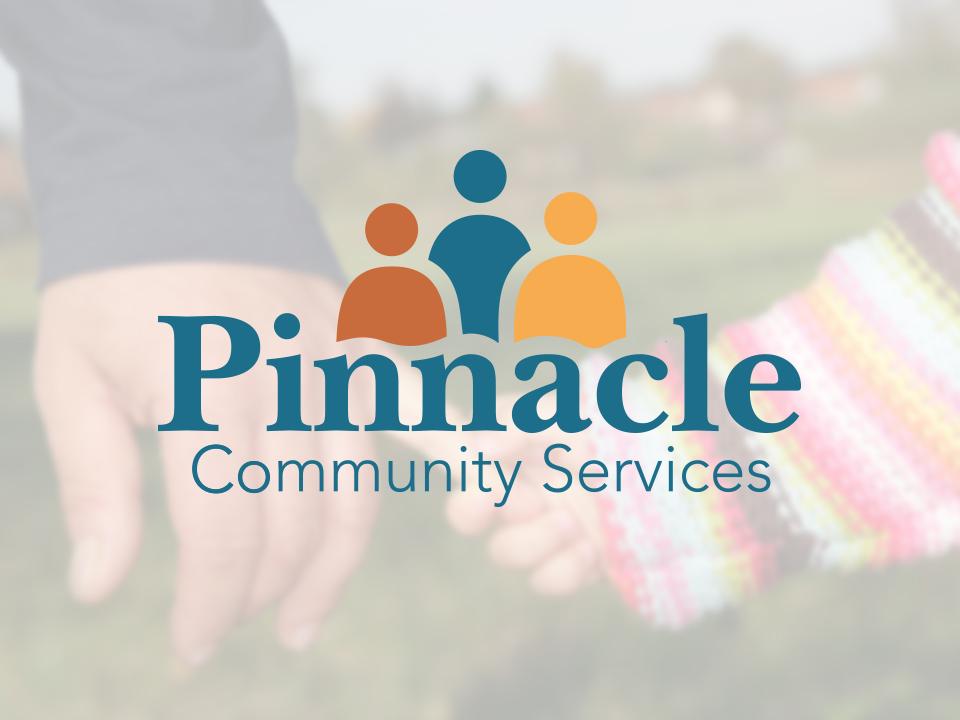 Logo design for a non-profit community services organization