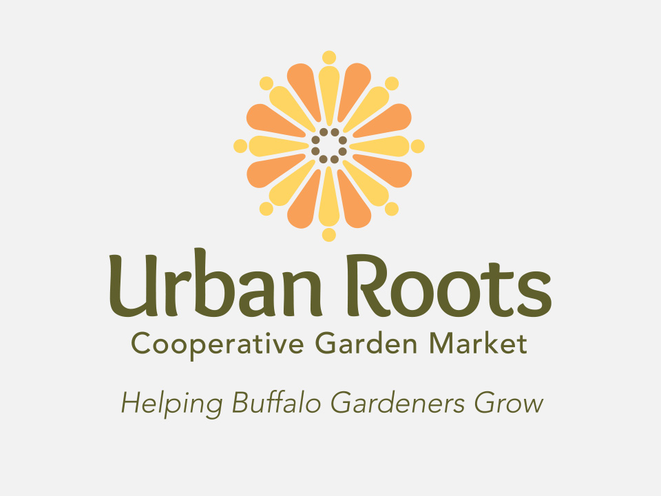 Logo Design, Flexible Logo, Garden Market, Graphic Design
