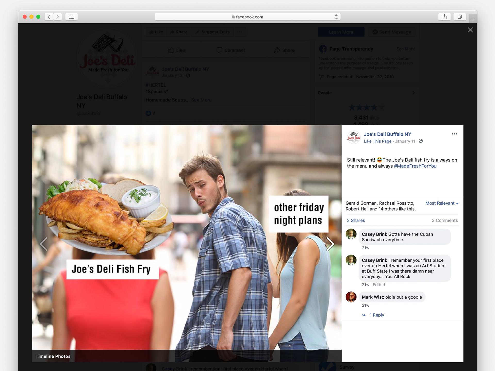 Social media marketing, facebook, restaurant marketin