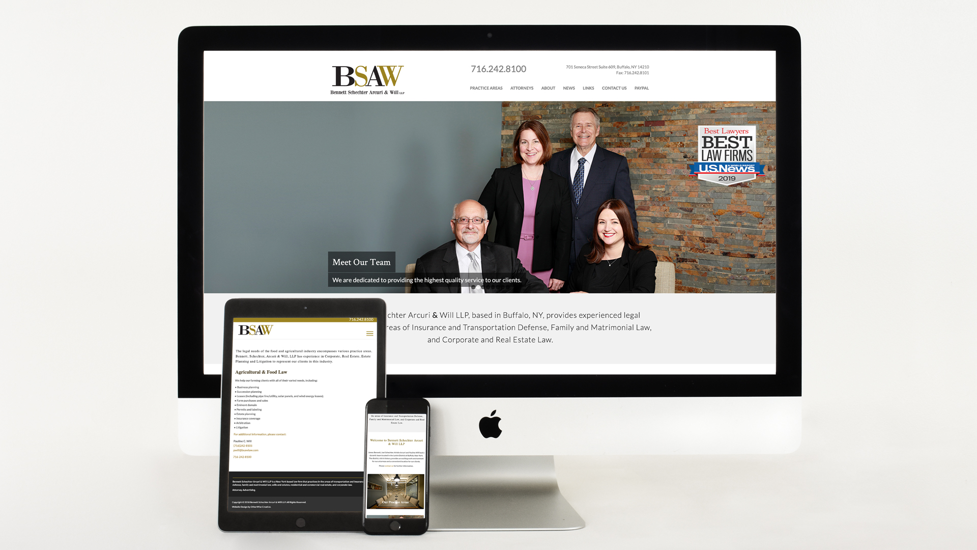 Web design, law firm, mobile responsive, logo design, branding