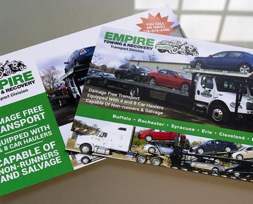 Postcards, Marketing, Print, Branding, OtherWisz Creative