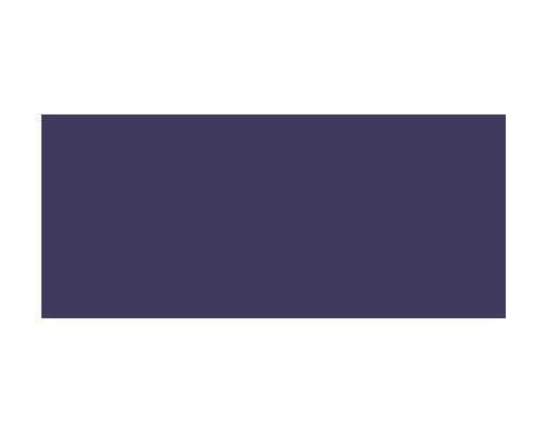 Logo design, gross polowy, purple logo, word mark, law firm