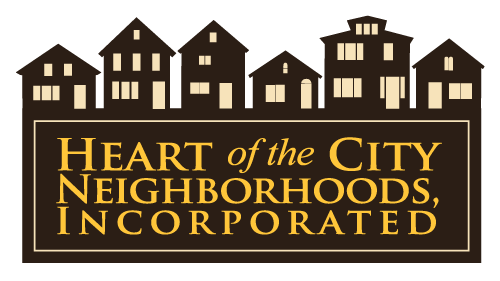 Heart of the City, logo, Buffalo New York