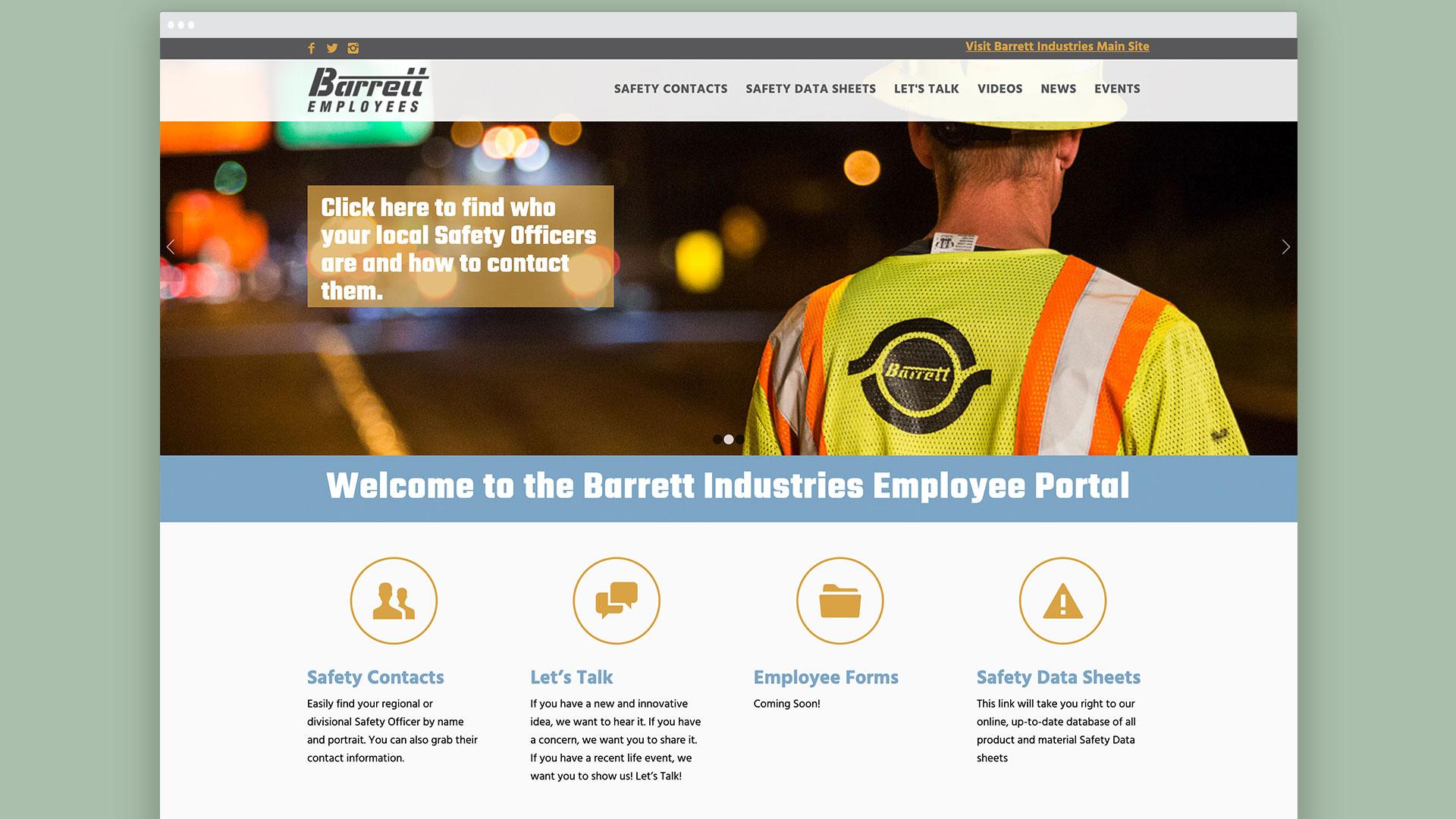 Custom Website Design, Website Homepage, Graphic Design