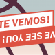OtherWisz created the logo and branded promotional materials for the ¡Te Vemos! fundraiser